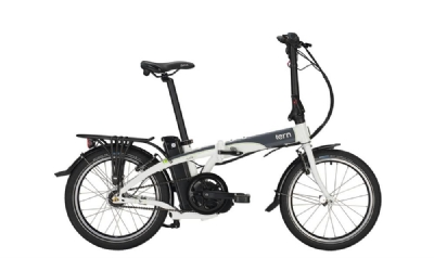 E-Bike-Angebot Tern2016 e-Link D7i White Grey