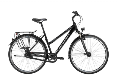 Citybike-Angebot BergamontHorizon N-8 16 Da 44 anthracite-silver
