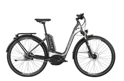 E-Bike-Angebot BergamontE-Ville A8