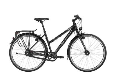 Citybike-Angebot BergamontVitess N-8 16 Nexus 8/HS11 Da 48 Black-anthracite-silver
