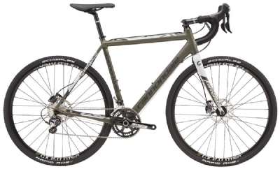 Crossbike-Angebot CannondaleCAADX Ultegra