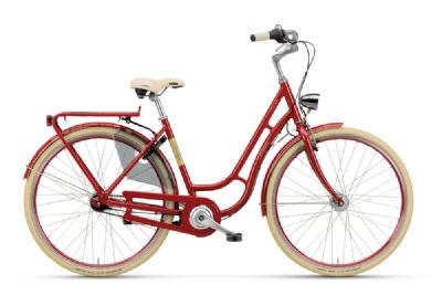 Hollandrad-Angebot BatavusBrooklyn scarlet rot 50cm