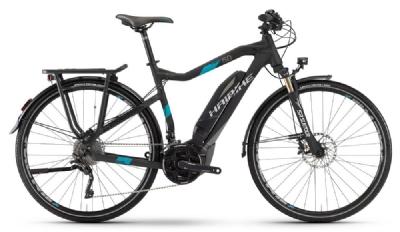 E-Bike-Angebot HaibikeHaibike SDURO Trekking 5.0 Schwarz/Titan/Cyan matt