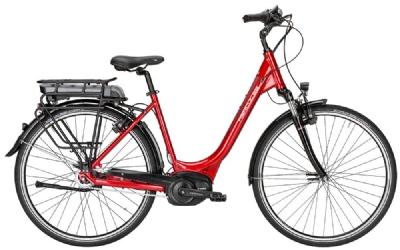 E-Bike-Angebot HerculesRoberta R7, Wave 46 cm, 500 Wh schwarz