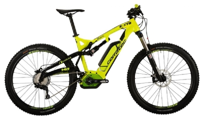 E-Bike-Angebot CorratecE-XTB 10Hz CX 500