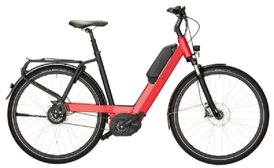 E-Bike-Angebot Riese und MüllerNevo nuvinci