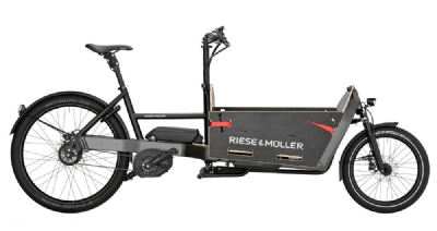 E-Bike-Angebot Riese und Müller Packster nuvinci 60
