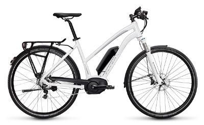 E-Bike-Angebot FLYERTS 7.30 Bosch 17 SLX/500Wh/WV Trapez Gr.M weiss
