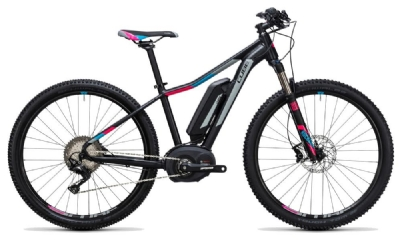 E-Bike-Angebot Cube Access WLS Hybrid Race 500 black´n´grey 19