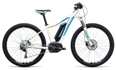 E-Bike-Angebot CubeAccess WLS Hybrid Pro 500 white n blue
