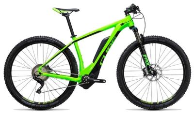 E-Bike-Angebot CubeReaction Hybrid HPA SLT 500 green n flashgreen