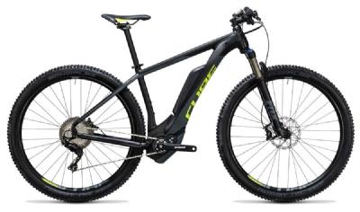 E-Bike-Angebot CubeReaction Hybrid HPA SLT 500 black n yellow