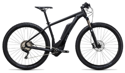 E-Bike-Angebot Cube Reaction Hybrid HPA Pro 500 black