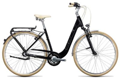 Cruiser-Bike-Angebot CubeElly Cruise black