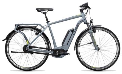 E-Bike-Angebot CubeDelhi Hybrid 400 grey´n´lime, Rh 50