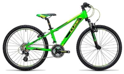Kinder / Jugend-Angebot CubeKID 240 green black
