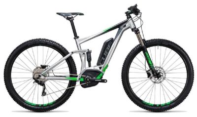 E-Bike-Angebot CubeStereo Hybrid 120 ONE 500 metal´n´green
