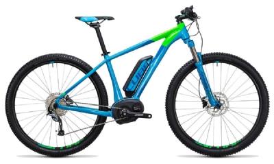 E-Bike-Angebot CubeReaction Hybrid ONE 400 blue´n´flashgreen
