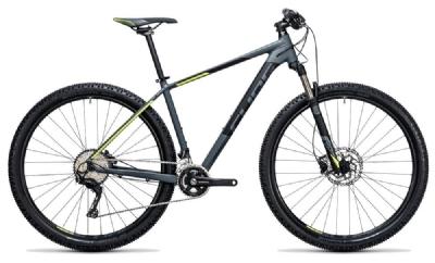 Mountainbike-Angebot CubeAcid 2x darkgrey´n´flashyellow