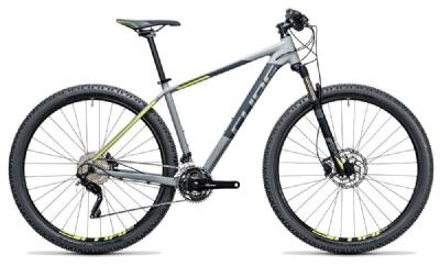 Mountainbike-Angebot CubeAttention SL grey´n´flashyellow