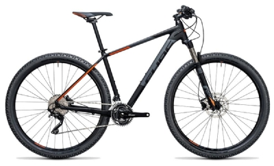 Mountainbike-Angebot Cube Attention SL black´n´flashorange