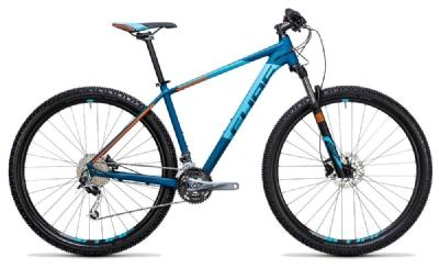 Mountainbike-Angebot CubeAnalog blue´n´flashorange