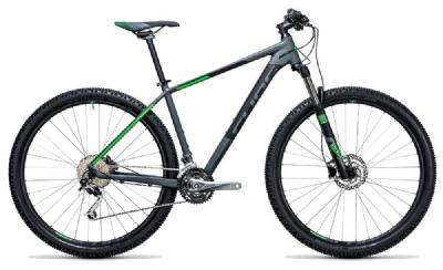 Mountainbike-Angebot CubeAnalog darkgrey´n´green
