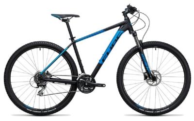 Mountainbike-Angebot CubeAim Race black´n´blue