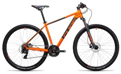 Mountainbike-Angebot CubeAim Pro flashorange´n´grey
