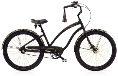 Cruiser-Bike-Angebot Electra Bicycle- Glam Punk 3i