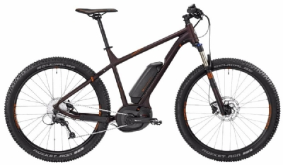 E-Bike-Angebot BergamontE-Roxter 6,0 Plus