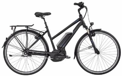 E-Bike-Angebot BergamontE-Horizon N8 FL 400 17 Pedelec Da 56 black