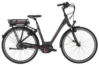 E-Bike-Angebot Victoria e Trekking 7.8 17 Wave 48 anthrazit matt/grey/red
