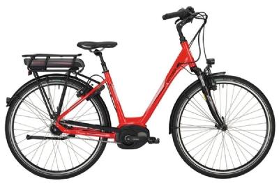 E-Bike-Angebot Victoriae Trekking 7.3 17 Wave 48 rot/weiß/schwarz