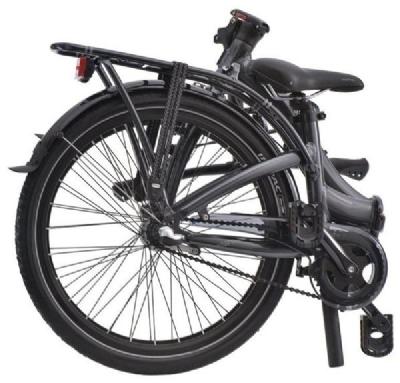 Faltrad-Angebot TernCastro D3i Hoher Komfort für flaches Land.