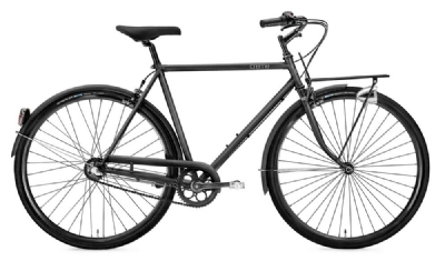 Urban-Bike-Angebot Creme Cycles Caferacer Solo Men 60,5 cm all black
