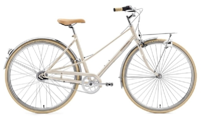 Citybike-Angebot Creme Cyclescafe racer solo Lady 7G