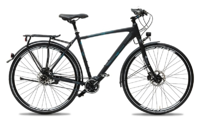 Trekkingbike-Angebot GudereitSX-P 2.0 Rh 53, matt blau