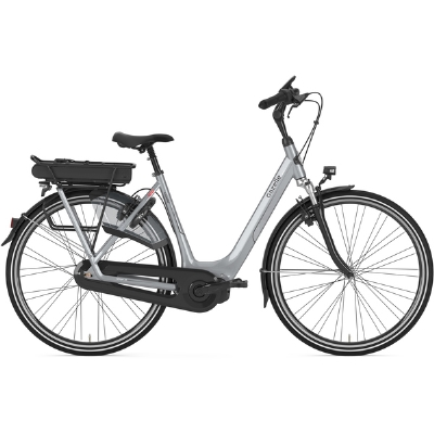 E-Bike-Angebot GazelleArroyo C7 HMSteps 500 17 R7 Da 53 industry grey