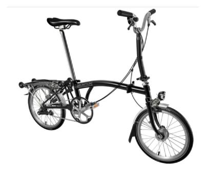 Faltrad-Angebot BromptonM 3 RD