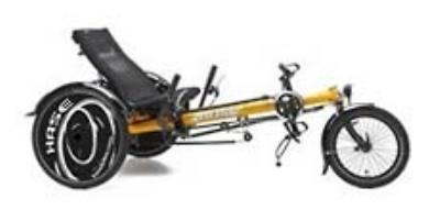Liegerad-Angebot Hase BikesTrix