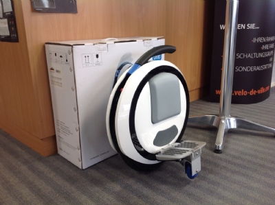 Einrad-Angebot KSR MotoNinebot One C+