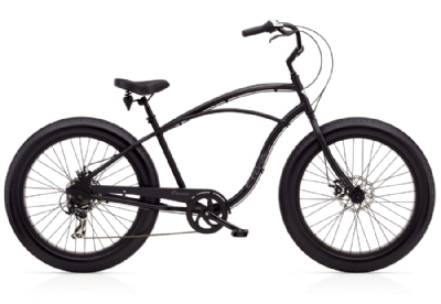 Cruiser-Bike-Angebot Electra Bicycle7D LUX Fat Tire