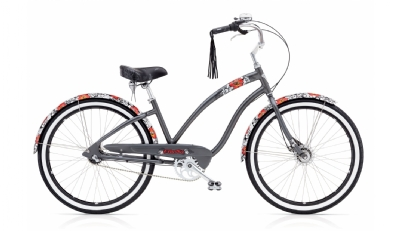 Cruiser-Bike-Angebot Electra Bicycle- Wild Flower 3i