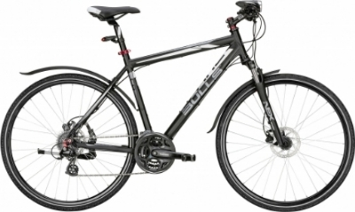 Cruiser-Bike-Angebot BullsCross Bike Street 24-Gang Modell 2016
