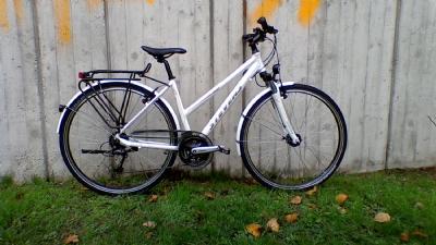 Trekkingbike-Angebot StevensJazz Shox Lady Grösse 46cm