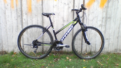 Crossbike-Angebot StevensX3 Cross Lady Größe 46cm