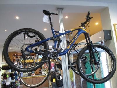 Mountainbike-Angebot SimplonRapcon 160 XTE 22