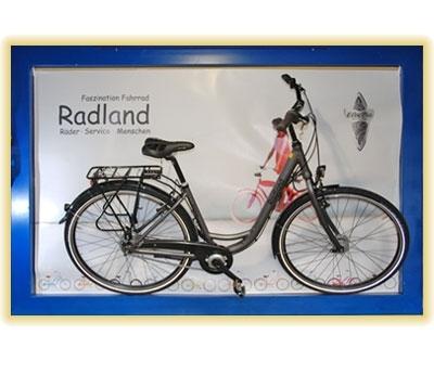 Trekkingbike-Angebot Radland Editionindividuell