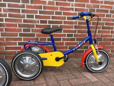 Kinder / Jugend-Angebot Ballon-Dreirad